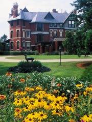Brucemore, the 1884 mansion-museum in Cedar Rapids,