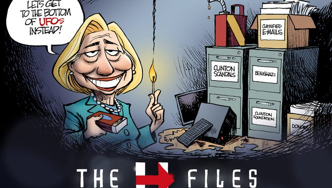 The H-Files