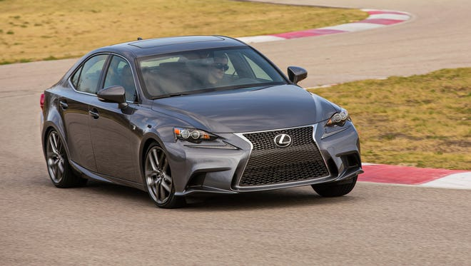 Test Drive Lexus Is 250 Has Much Right But Enough