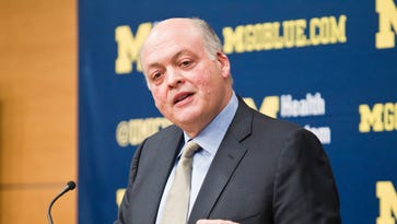 New Ford CEO Jim Hackett left memorable impression on Wolverines