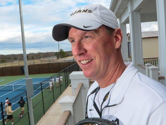 Anderson University tennis