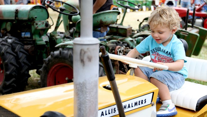 Connect and explore with historic machinery at the Great Oregon Steam-Up July 30-31 and Aug. 6-7 at Antique Powerland.