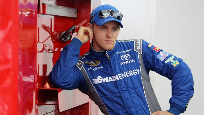 Parker Kligerman is scheduled to make his second NASCAR Xfinity Series at Road America this weekend and only his second start in the division since he raced it full time in 2013.