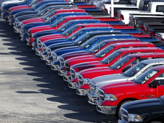 U.S. auto sales could set another record in 2016