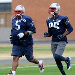 The Patriots defense will have its hands full with the Seahaws' running game.