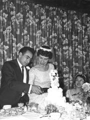 John and Evelyn Desimone were married 56 years.