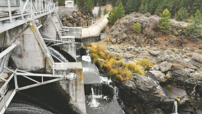 The JC Boyle dam is one of four Klamath dams that is slated for removal as part of the Klamath Hydroelectric Settlement Agreement, although a ruling on July 16, 2020 specifies that transfer of ownership to the Klamath River Renewal Corporation will  only be approved if PacifiCorp remains a co-licensee.