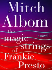 """The Magic Strings of Frankie Presto"" by Mitch Albom"