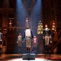 'Hamilton' musical coming to Fox Cities PAC in Appleton