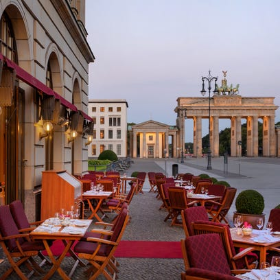 The best reviewed hotels in Berlin, according to Booking.com