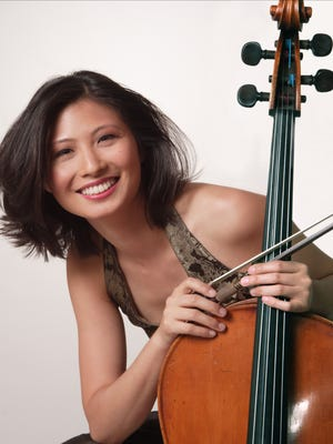 Sophie Shao performs for the Grand Piano Series.