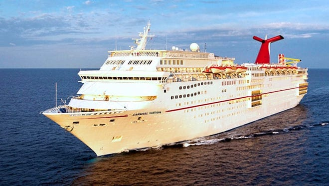 The Carnival Elation will start sailing from Port Canaveral in May 2019, offering four- and five-day  cruises.