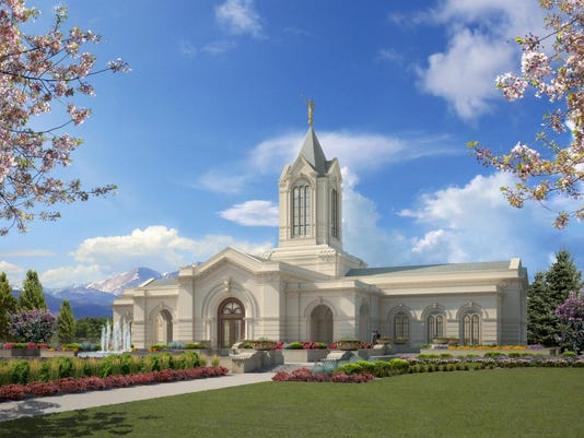 Fort Collins LDS temple