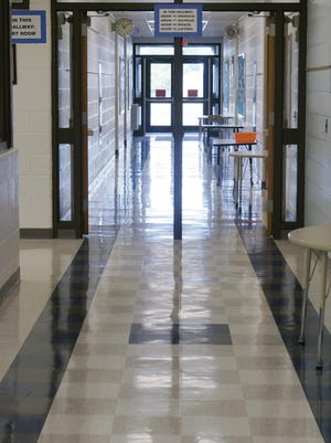 The halls of Tonda Elementary will be empty from Nov. 23 until at least Dec. 7.
