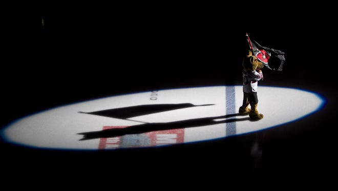 The Arizona Sundogs have suspended operations for the 2014-15 season, the club announced Thursday, but hope to resume playing hockey in Prescott Valley in 2015-16.
