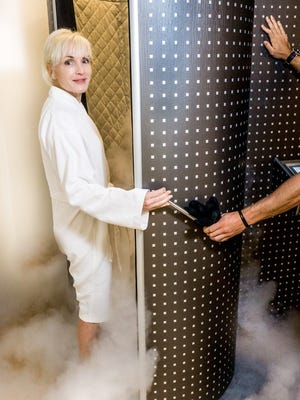 ChillRx in Westfield has launched a franchise initiative. Pictured is Julie Shanebrook, founding CEO of the emerging cryotherapy chain.