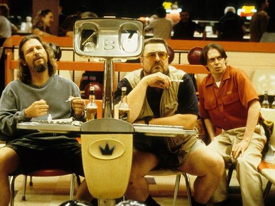 """The Big Lebowski,"" starring Jeff Bridges, John Goodman and Julianne Moore."