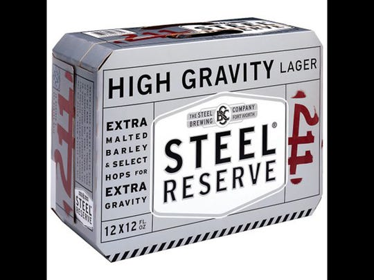 22. Steel Reserve     • Parent company:  The Steel Brewing Company     • Barrels shipped in 2017:  1.6 million     • Change from 2016:  -1.5%     • Market share:  0.8%