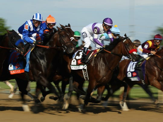 Horse racing's most prestigious event, the Kentucky Derby, will be run for the 145th time on Saturday, May 2.