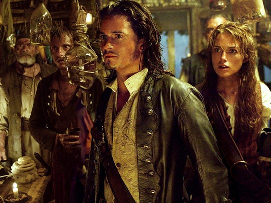 """Pirates of the Caribbean: Dead Man's Chest"""
