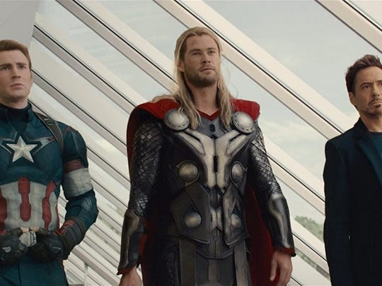 """Avengers: Age of Ultron"" cost $250 million? Ready to see that and raise it?"