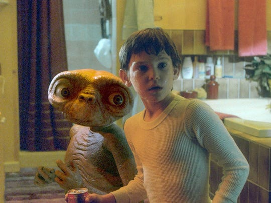 "Ijams' first Movie Under the Stars event will kick off on Saturday, June 2, with ""E.T. The Extra-Terrestrial."""