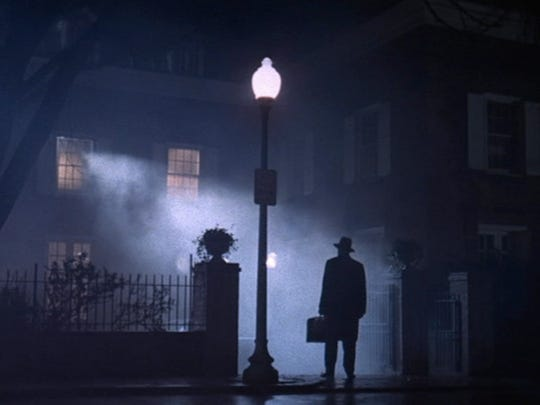 "1973's ""The Exorcist"" stars Ellen Burstyn, Max von Sydow and Linda Blair."