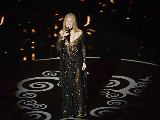 """""""The Way We Were"""" Barbra Streisand"""