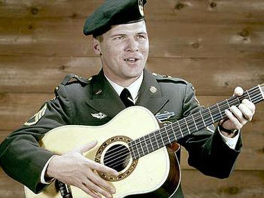 """""""The Ballad of the Green Berets"""""""