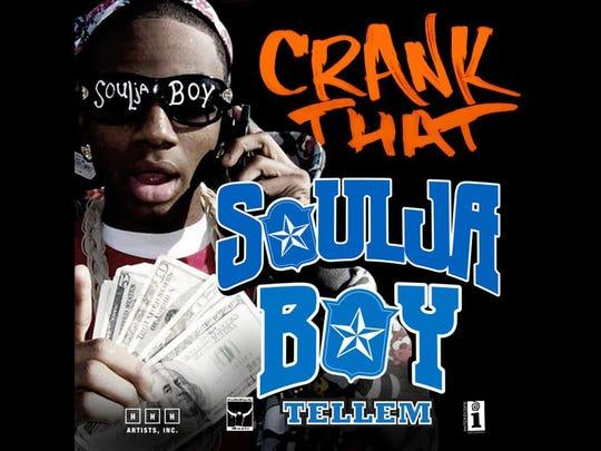 """""""Crank That (Soulja Boy)"""""""