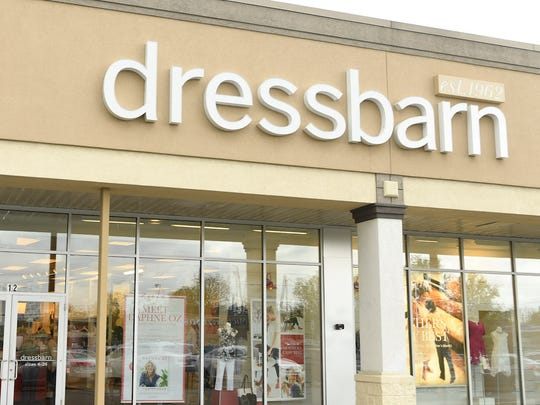 "The company said the decision to close all Dressbarn stores was ""difficult, but necessary."""