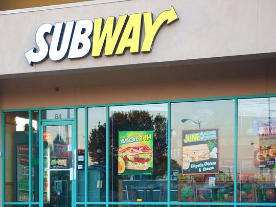 Rhode Island's program currently has 10 participating Subway restaurants, according to the University of Rhode Island SNAP Outreach Project.