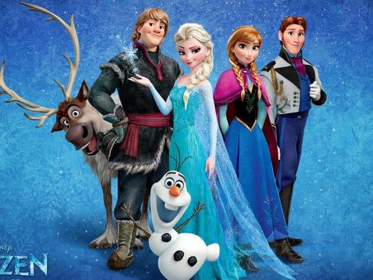 "John Lasseter was hands-on creating ""Frozen,"" a major hit for Walt Disney Animation Studios."