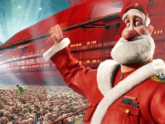 """2011's """"Arthur Christmas"""""""