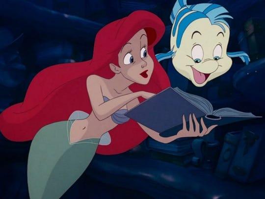 "1989's ""The Little Mermaid"""