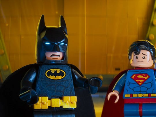 "2017's ""The Lego Batman Movie"""