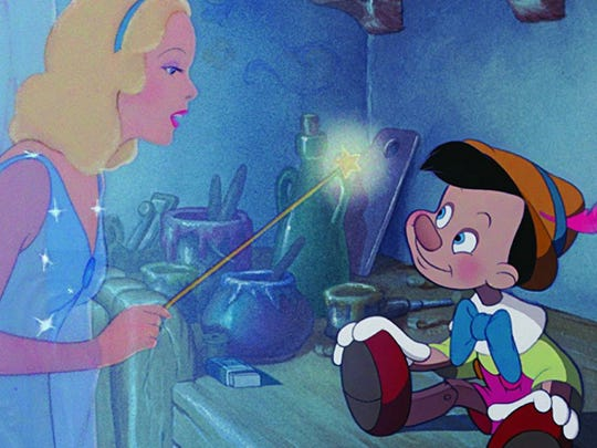 "1940's ""Pinocchio"""