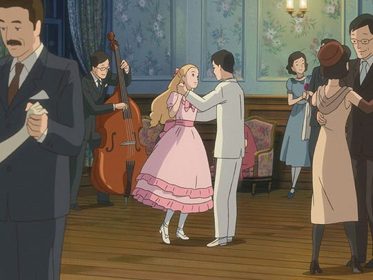 "2014's ""When Marnie Was There"""