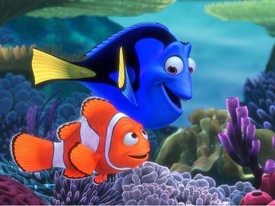 "2003's ""Finding Nemo"""