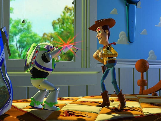 "1995's ""Toy Story"""