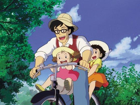 """1988's """"My Neighbor Totoro"""""""