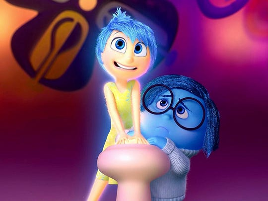 "2015's ""Inside Out"""