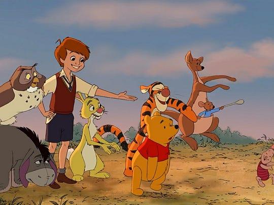 "2011's ""Winnie the Pooh"""