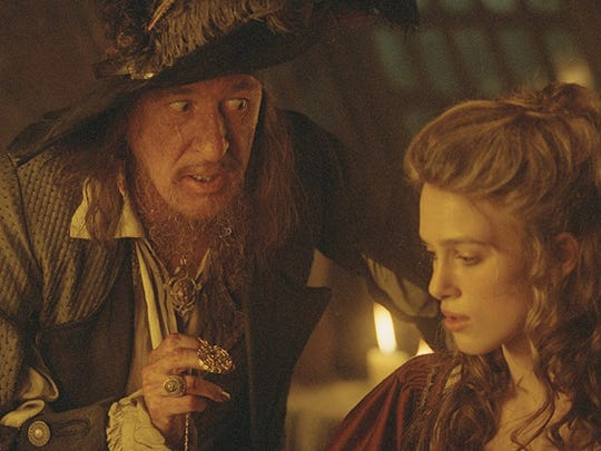 """""""Pirates of the Caribbean: The Curse of the Black Pearl"""""""