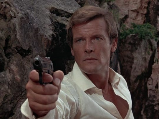 """""""The Man With the Golden Gun"""""""