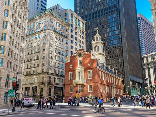 Boston, Massachuesetts