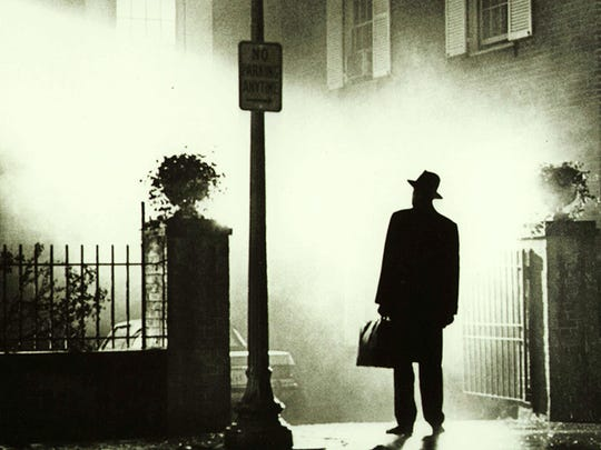 "A still from ""The Exorcist."""