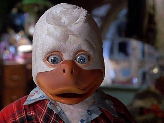 """Howard the Duck"""