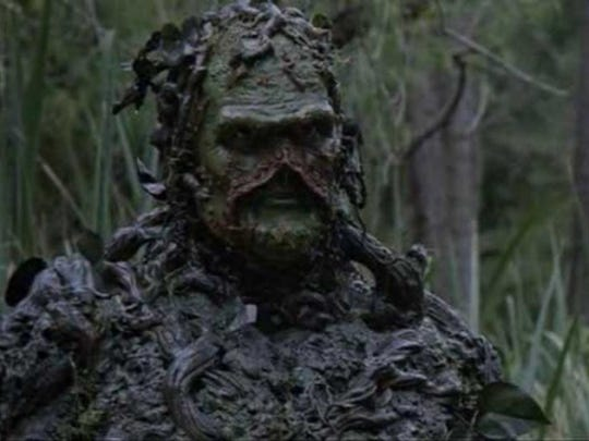 """""""The Return of Swamp Thing"""""""