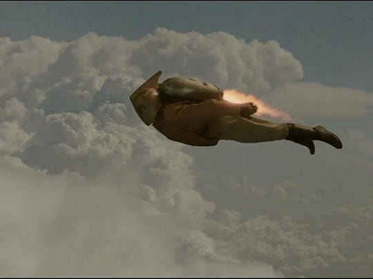"""""""The Rocketeer"""""""